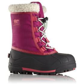 Sorel Youth Cumberland Boots Deep Blush